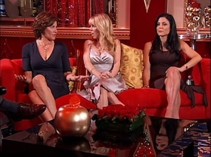 Real Housewives of New York City Reunion Season 1